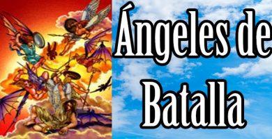 angeles de batalla significado tarot
