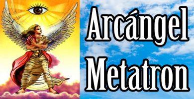 arcangel Metatron significado tarot