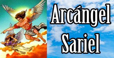 arcangel sariel significado tarot