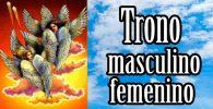 Trono-masculino-femenino-Ángeles-o-Extraterrestres-significado-tarot