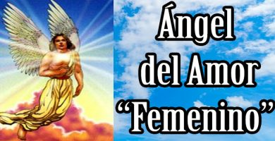 angel del amor Femenino significado tarot