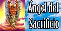 angel del sacrificio significado tarot
