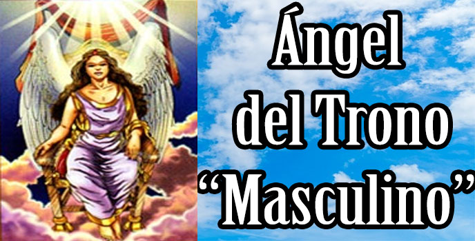 angel del trono masculino significado tarot