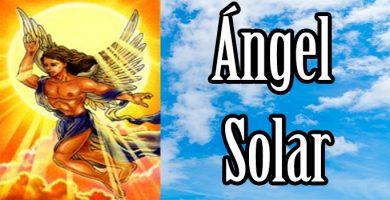 angel solar significado tarot