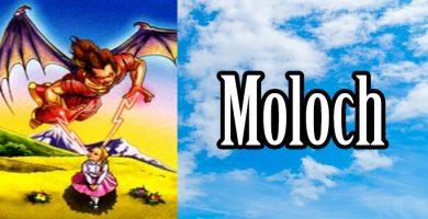 moloch significado tarot