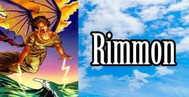 rimmon significado tarot