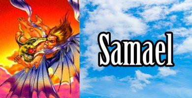 samael significado tarot