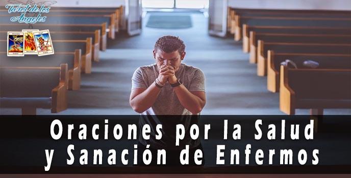 oracion de sanacion para los enfermos